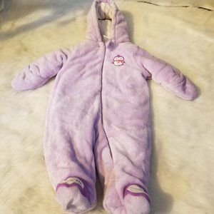 Little Wonders 3-6 Mo Thick One Piece